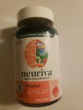 Neuriva Brain Performance Original 50 Gummies Strawberry Flavored.08/2021