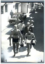 Giscard d'Estaing en vacance, 1965 Vintage silver print Tirage argentique
