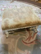 Old French Footstool