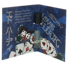 Love & Luck by Ed Hardy for Men Vial EDT 0.05 oz. New in Box
