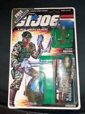 RECOIL GI JOE -  1989 MOC - SEALED  - WITH MICRO FIGURE