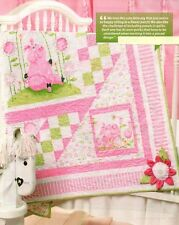 Posy Patch Quilt Pattern Pieced SH