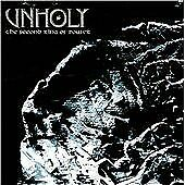 The Second Ring Of Power (CD & DVD SET), Unholy, Audio CD, New, FREE & FAST Deli