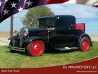 Image of 1930 Ford Model A Street Rod, Classic Car, Hot Rod M0dle A 1930 Ford Model A Street Rod, Classic Car, Hot Rod M0dle A 36,420 Miles Black Co