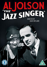 DVD:THE JAZZ SINGER - NEW Region 2 UK