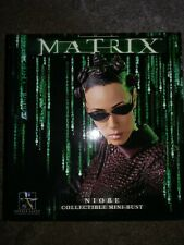 Matrix Gentle Giant Niobe Büste NEU
