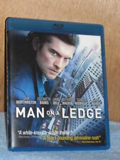 Man on a Ledge (Blu-ray Disc, 2012) Sam Worthington Elizabeth Banks Jamie Bell
