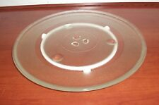 Countertop Microwave Replacement Glass turntable plate #40 & ring holder 12 3/8