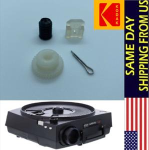 Kodak Carousel Slide Projector Remote Focus Motor Does Not Advance Repair Kit