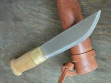 LEUKU knife FINLAND jagdmesser, messer, NO MORA, NO HELLE, NO ENZO, original!