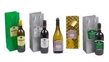 Novelty Wine Bottle Bag Label Funny Joke Christmas