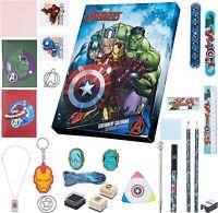 Marvel Avengers Christmas Countdown Advent Calendar 2020 With 24 Surprises