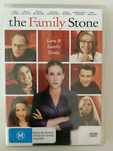 The Family Stone DVD Region 4 Very Good condition