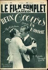 Le Film Complet 1969 - Deux coeurs pour un homme, film allemand - 26 juin 1937