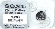 SONY 399 SR927W V399 D399 613 W 280-44 SB-BP/EP SR927W SR57 WATCH BATTERY