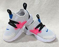 Nike RT Presto (TD) White/Pink/Blue Toddler Girl's Sneakers - Sizes 6/7/8/9C NWB
