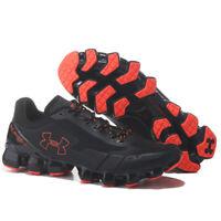 2019 Black Men's Under Armour UA Scorpio Running Shoes Leisure Shoes US SIZE