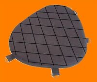 Motorcycle Driver Cushion Gel Pad Front Seat for Harley-Davidson, Touring Models