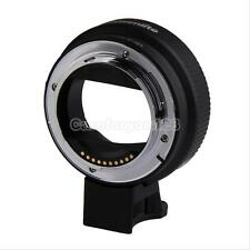Commlite AF Adapter for Canon EOS EF EF-S lens to Sony NEX E-mount Camera