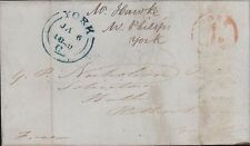 1849 Mr Hawke, Messrs Philips York - G P Nicholson, Solicitors, Rotherham  QS705