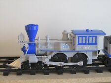 New! Lionel Frosty The Snowman G Gauge Engine + Coal Tender- Free Shipping!