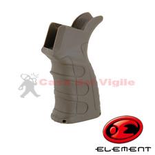 ELEMENT AIRSOFT G16 pistol Grip PER M4 TAN OT 0810 Softair Impugnatura Motore