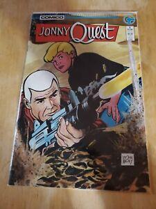Comico Jonny Quest No. 1 VF Doug Wildey Steve Rude Comico 1st Appearance