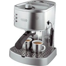 De'Longhi EC 330.S Espresso Machine 1100 Watt With Stainless Steel Case GENUINE