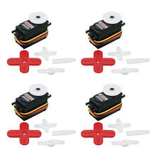Hitec HS-645MG High Torque Metal Gear Servo HS645MG / HS645 MG (4)