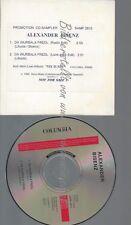 CD--PROMO--ALEXANDER BISENZ--DA WURBALA FREDL-