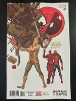 SPIDER-MAN DEADPOOL #40 (2018 MARVEL Comics) ~ VF/NM Book