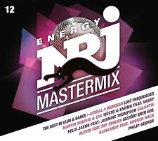 ENERGY MASTERMIX 12 - Tough Love/ Sharam/ Tiësto/ Vinai/ Quintino/+ 3 CD NEU