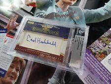 Carl Hubbell /40 auto 2009 autograph RAZOR Signature Edition cut cuts signed SP