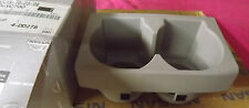 NISSAN PATROL GU CUP HOLDER LIGHT GREY IN COLOUR   BRAND NEW GENUINE