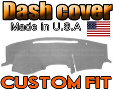 Fits 2004-2008 ACURA  TL  DASH COVER MAT  DASHBOARD PAD  / LIGHT GREY