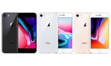 Apple iPhone 8/8 Plus 64GB 256GB liberado Smartphone mezcla de grado