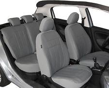AUDI A6 C4 Maßgefertigte Kunstleder Sitzbezüge Schonbezüge Autositzbezü GRAU