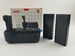 Jenis J-C5D-S-B Battery Grip For Canon 5D
