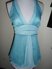 Regular Chiffon Clubwear Sleeveless Tops & Blouses for Women