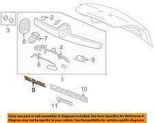 Buick GM OEM 14-16 LaCrosse Trunk Lid-Emblem Badge Nameplate 90766826