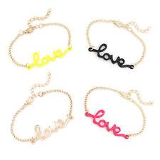 Infinity Unbranded Adjustable Costume Bracelets