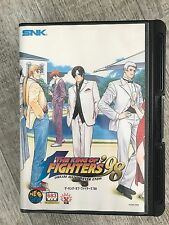 KING OF FIGHTERS 98 ORIGINAL KOF 98 JAPANVERSION NEO GEO AES VERY GOOD CONDITION