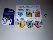 PIN'S PINS  lot World cup Allemagne 2006 football FIFA