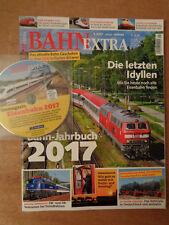 Bahn extra, Uscita 1/2017. con DVD