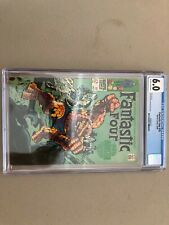 """Fantastic Four #79--CGC 6.0--""""This Monster Forever!"""""""