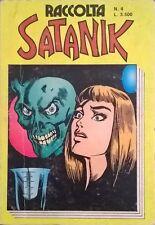 Satanik Raccolta N 4 Collana Psyco N 28 Aprile 1992 Ca