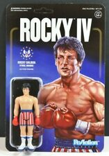 Rocky IV Rocky Balboa (Final Round) Action Figure Super7 NYCC 2019 Exclusive