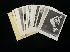 Group of 16 1970's Los Angeles Dodgers Team Issued Photographs w/ Envelope