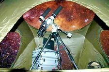 Telescope Observatory Tent. Upgraded, Stronger. Telescope Equipment Protection