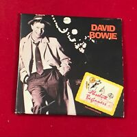 "DAVID BOWIE Absolute Beginners 1986 UK 2-track 3"" CD single EXCELLENT CONDITION"